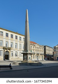 Obelisk of Arles, a city and commune in the south of France