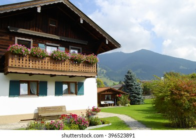 Oberammergau - Bavaria - Germany