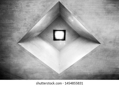 Objects and Architecture Arts Abstract