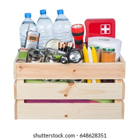 Objects useful in emergency situations such as natural disasters.