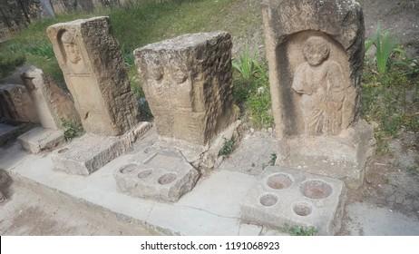Objets romains de Timgad