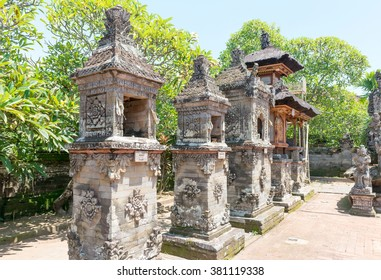 Oblation Temple Bali