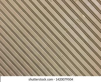 Oblique stripes of Rolling steel door