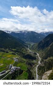 Piso de observación Roc Del Quer, Andorra.