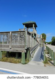 Observation Tower Ding Darling Wildlife Refuge Sanibel