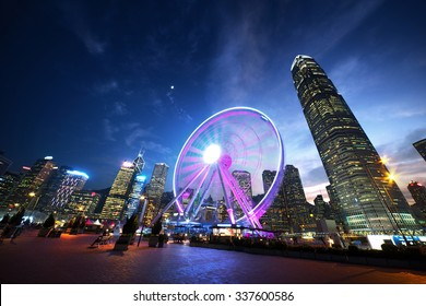 Observation Wheel, Hong Kong