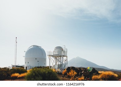 observatory astronomical telescopes
