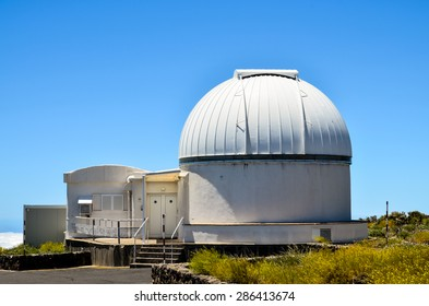 Observatory in Tenerife, Spain.