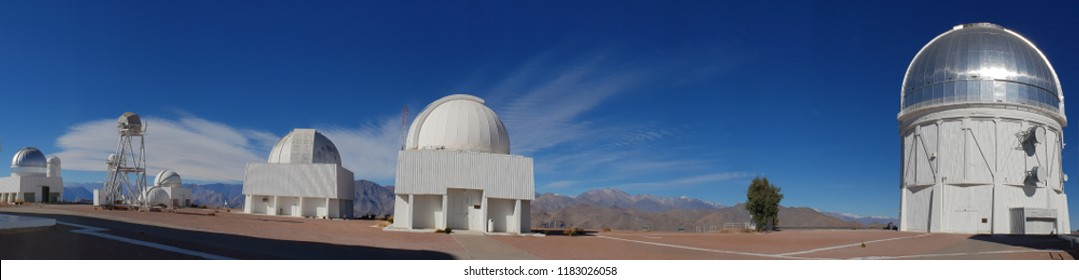 Observatory tololo chile