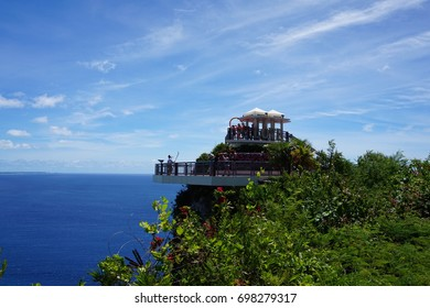 Observatory of Two Lovers Point, Guam