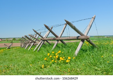 Obstacles in the field