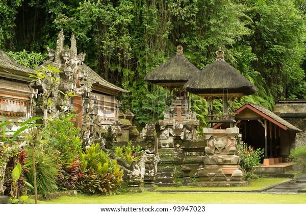 Obyek Wisata Temple Bali Stock Photo Edit Now 93947023