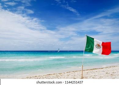 The Occupied Beach - Viva Mexico