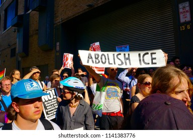 Occupy Ice Protest, New York, NY, June 26, 2018