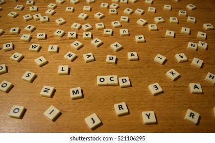 OCD Letters
