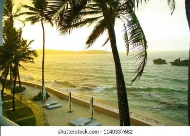 ocean, beach, kenya, watamu
