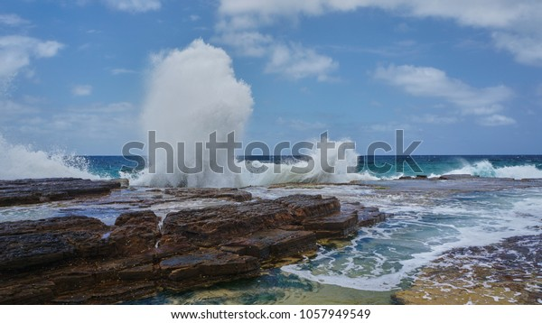 Ocean Coast Line Australia