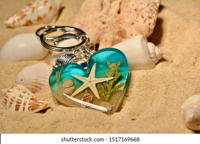 Ocean Collection Resin, Handmade Resin Crafts