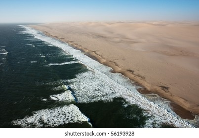 Ocean an desert