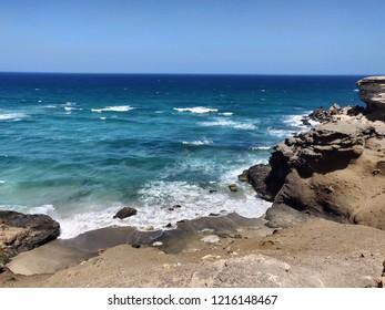 Ocean in Fuertventura