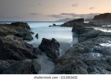 Ocean landscape nature