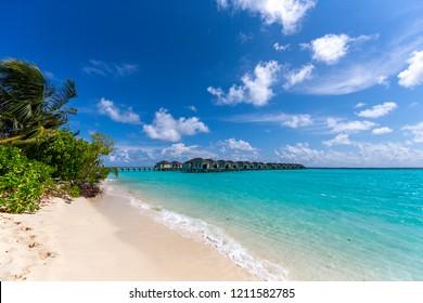 Ocean of Maldives, resort, relax