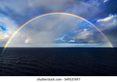 Ocean Rainbow