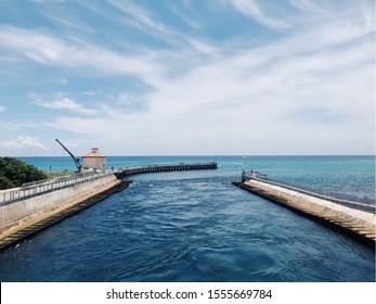 Ocean Ridge, FL in July 2019