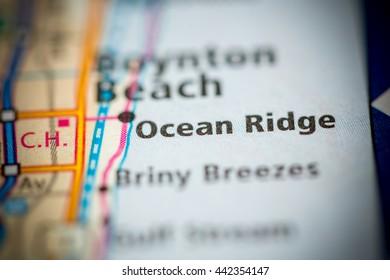 Ocean Ridge. Florida. USA