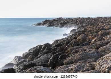 Ocean and the rocks