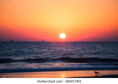 Florida Sunrise Images Stock Photos Vectors Shutterstock