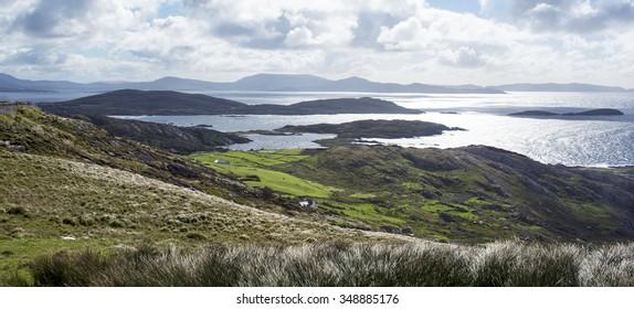 Ocean view, Sneem Ireland