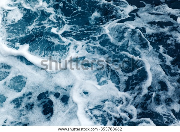 Ocean wave High Angle View Of Rippled Water