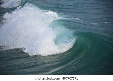 ocean and wave in Thailand