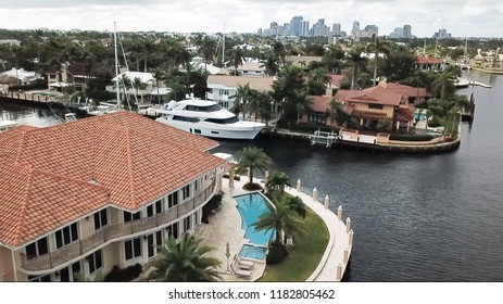 Oceanfront property Fort Lauderdale