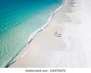Oceangazing at hyams Beach Jervis Bay Australia