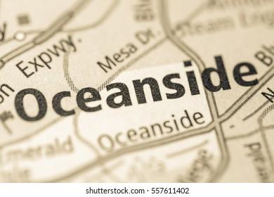 Oceanside. California. USA