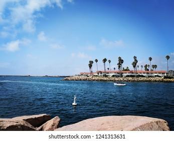 Oceanside Harbor.  Oceanside, CA.