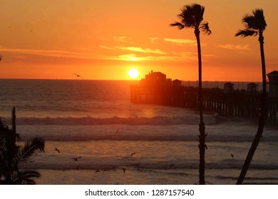 Oceanside Pier, Oceanside California