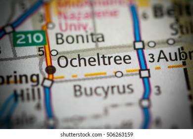 Ocheltree. Kansas. USA.