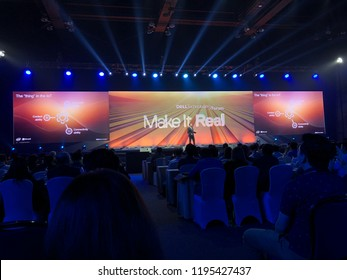 Oct 2, 2018 Bangkok: Dell Technologies Forum is a free, one-day event that show power of Dell's seven technology powerhouses, all in one place. Dell customer discover to make transformations real.