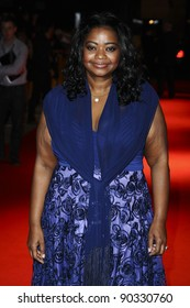Octavia Spencer arriving for the premiere of 'The Help' at the Curzon Mayfair, London. 05/10/2011 Picture by: Steve Vas / Featureflash