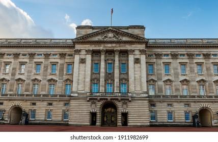 October 19, 2014: Buckingham Royal Palace in London, England, UK