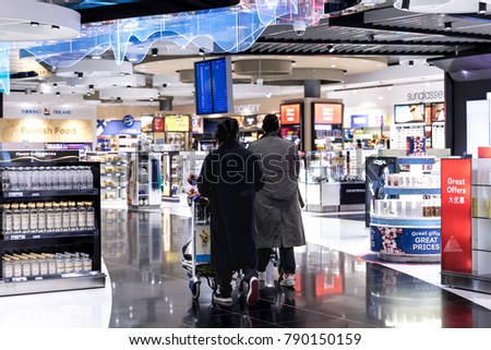 October 2017 Finland Helsinki Airport Duty Stock Photo (Edit Now ... df5d98ae15
