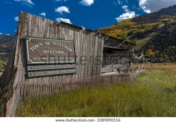 OCTOBER 8, 2017 - Welcome to Telluride Colorado