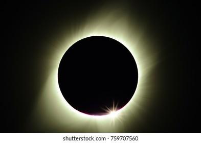 October Solar Eclipse