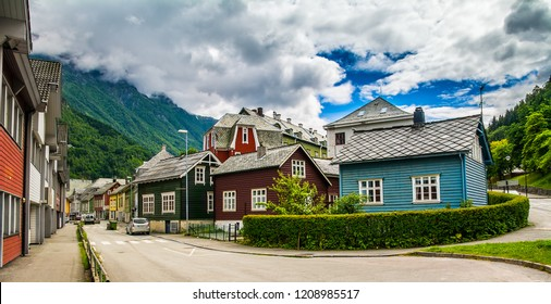 Odda is a town in Odda municipality in Hordaland county, Hardanger district in Norway. Located near Trolltunga.