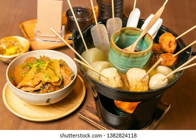 Oden is kind of Japanese's food