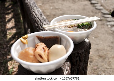 oden and udon