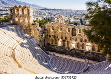 Odeon of Herodes Atticus, Athens, Greece